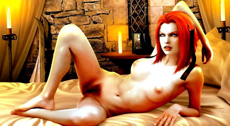 фото голые герои компьютерных игр