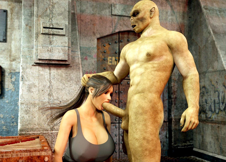 порно лару крофт ебут монстры
