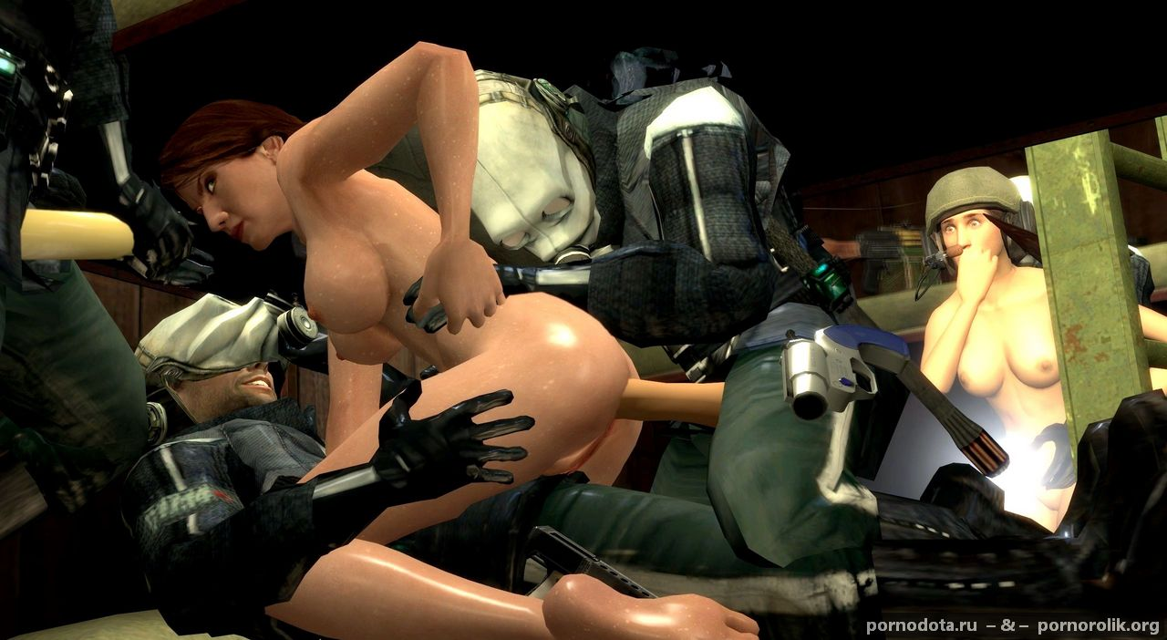 Halflife porn video sex women