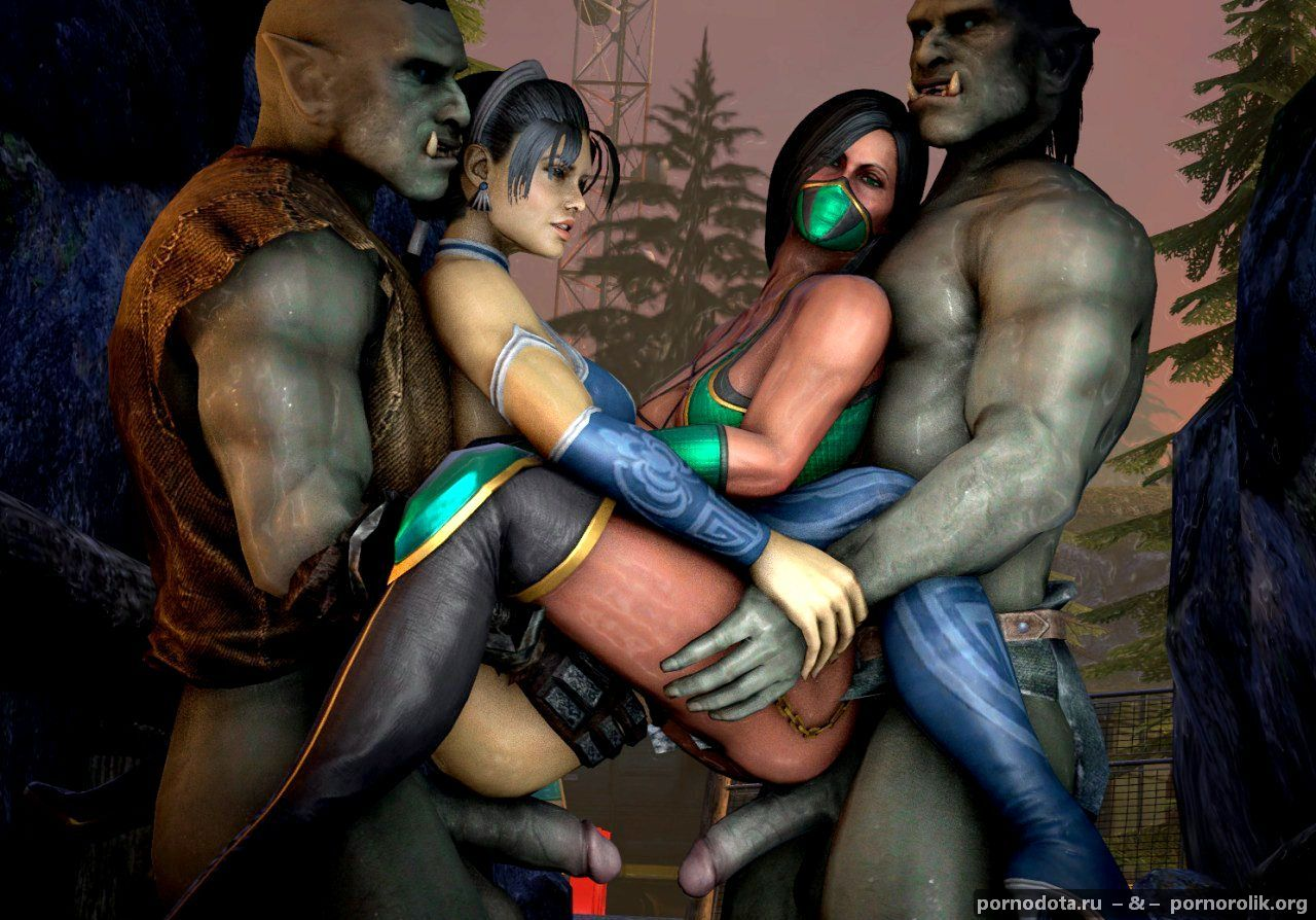 Cartoon mortal kombat monster porn erotica gallery