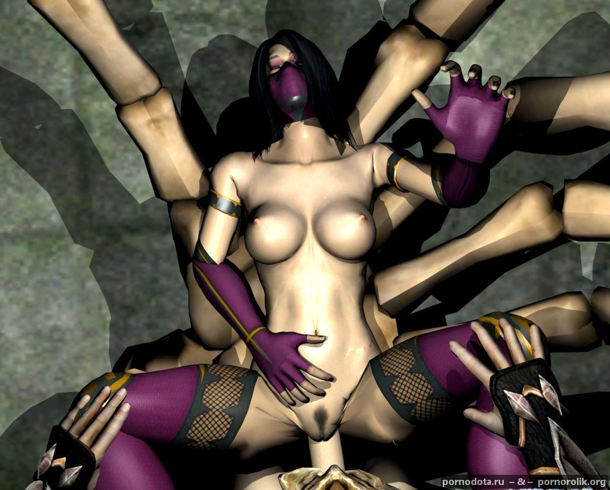 Mortal Kombat Kitana Porn