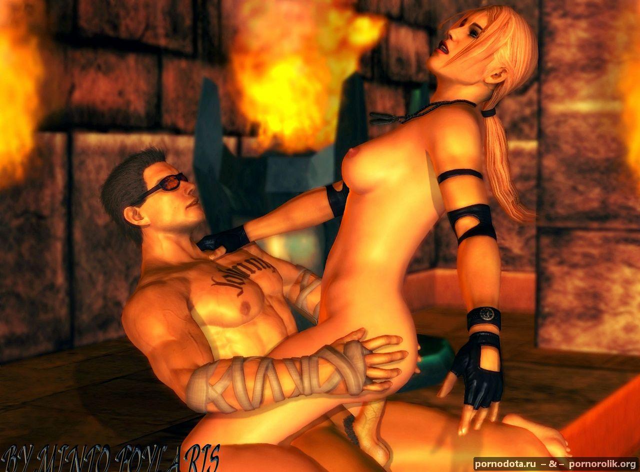 Mortal kombat do porn pity, that