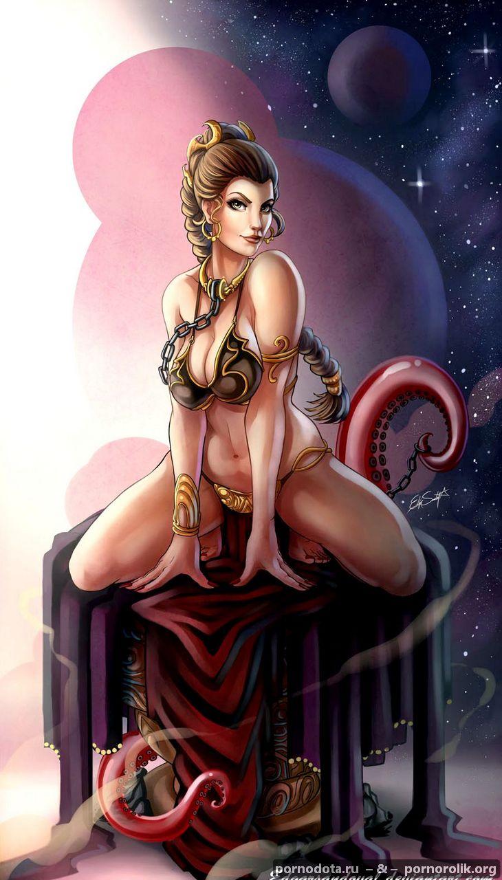 Принцесса лея эротика фото 519-247
