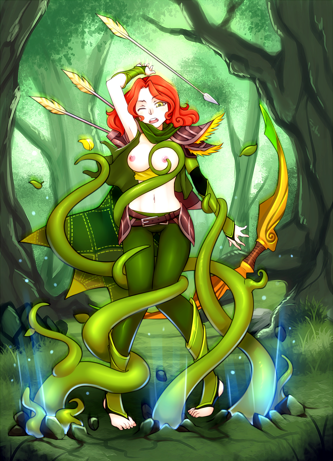 Windrunner porn photo hentai movies