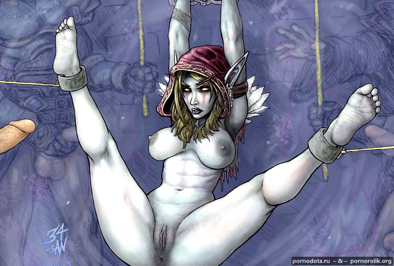 Sylvanas porn fiction pron picture