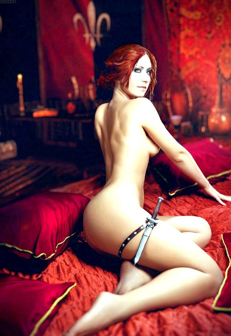 Эротический косплей картинки 24 фотография