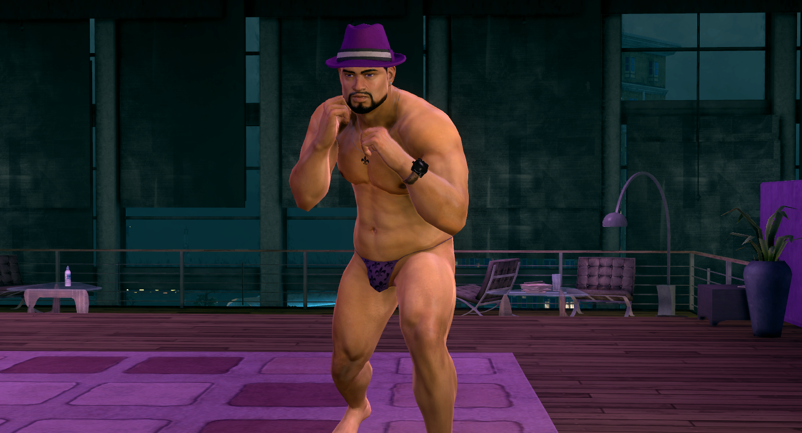 Saints row 4 male nudity patch nude scenes