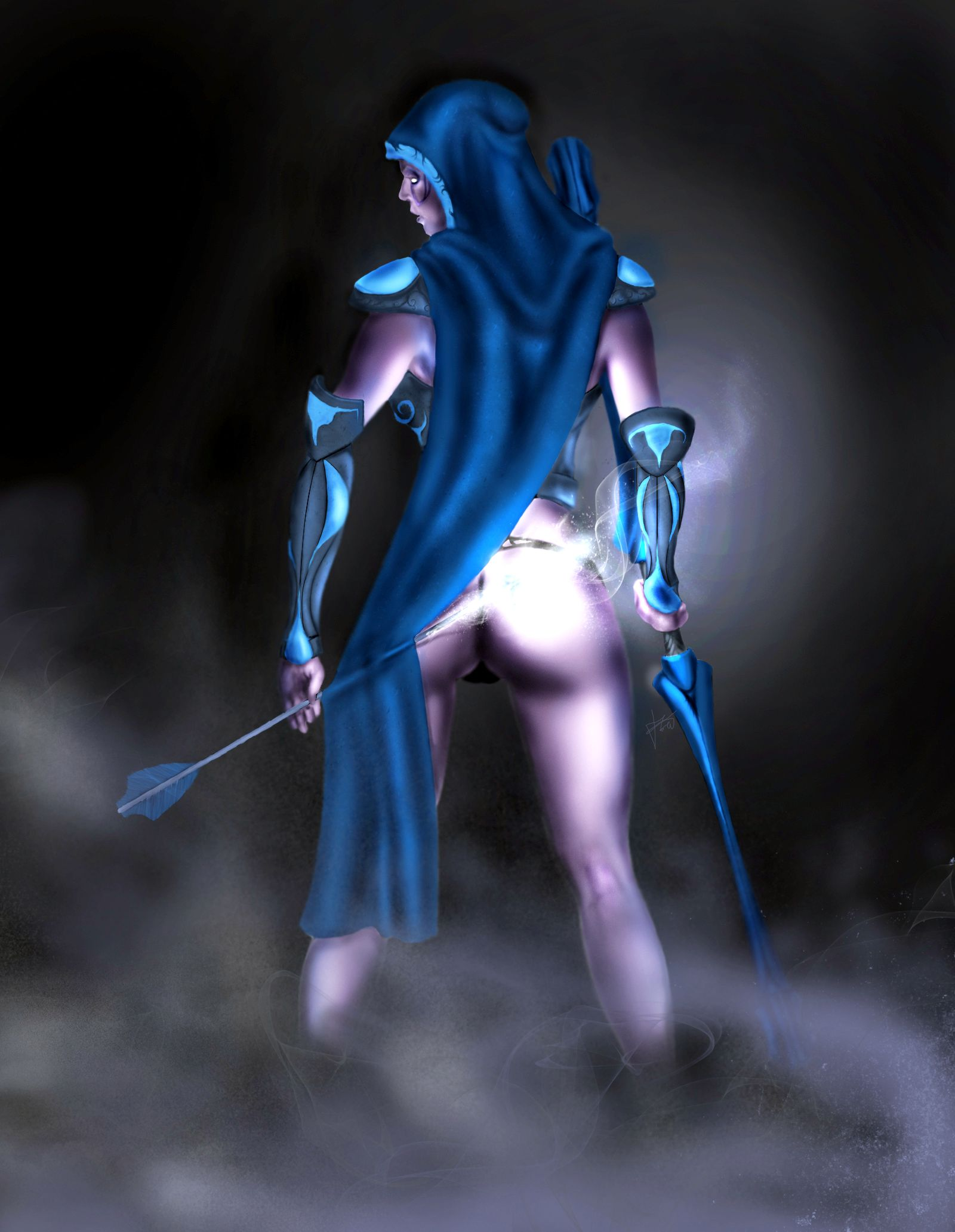 Drow ranger wallpaper sexy sexual videos