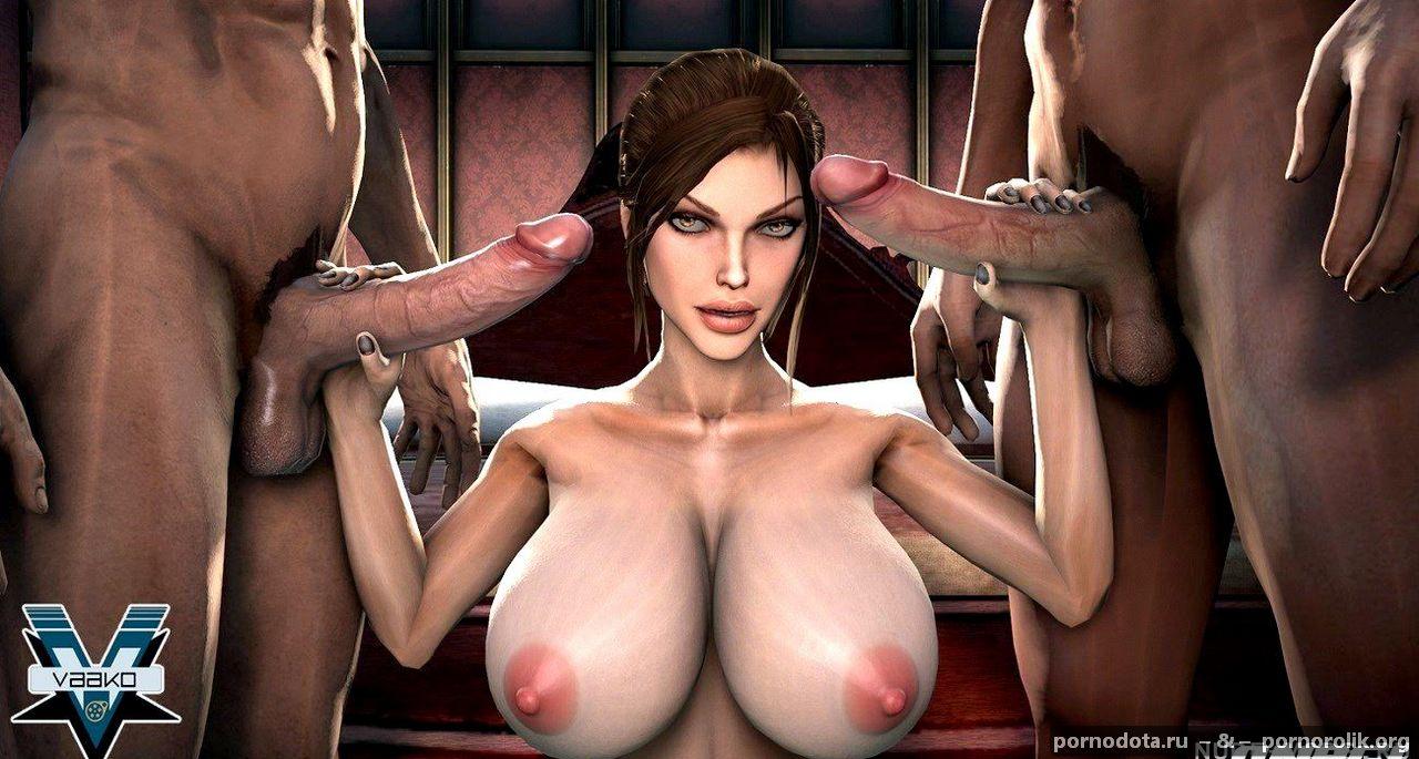 Показать порно фото лары крафт фото 590-357