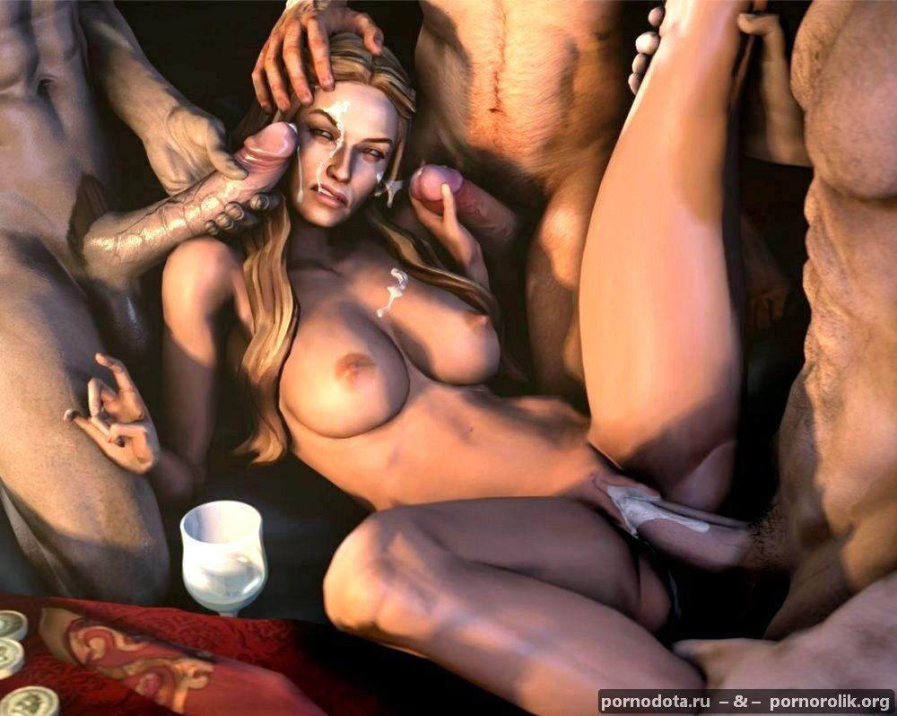 3d порно с гоблинами онлайн