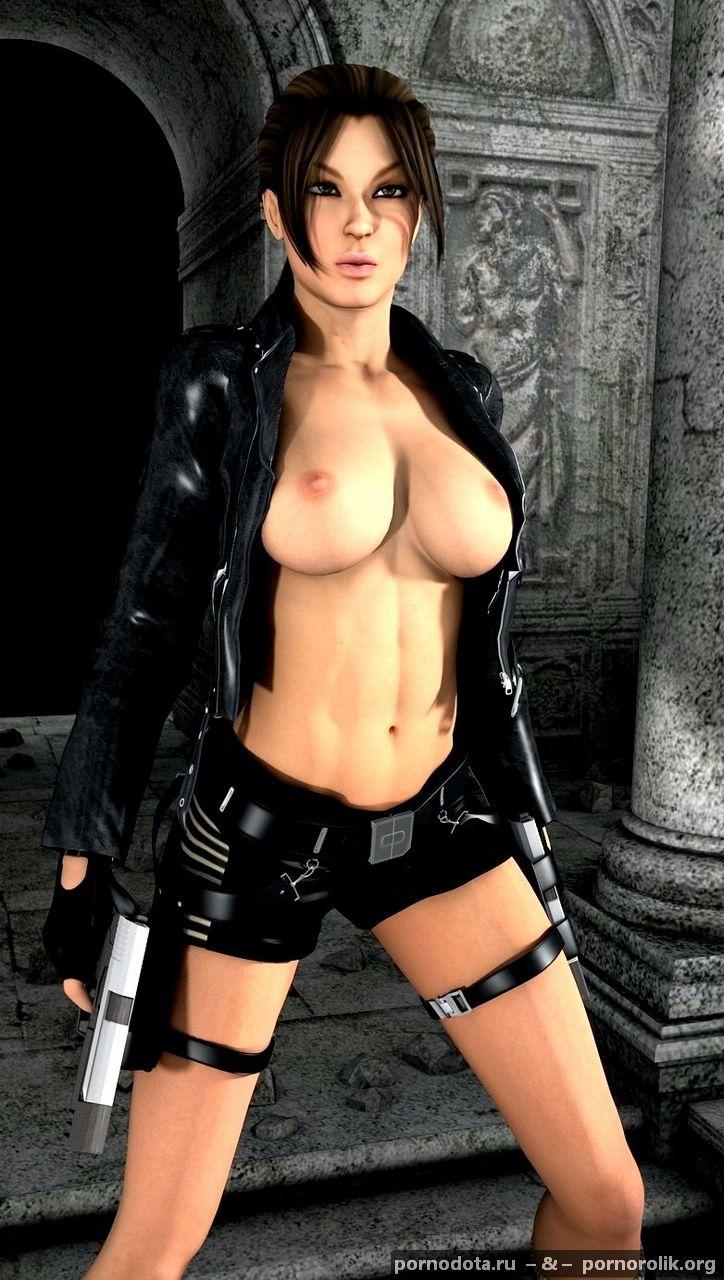 Pic nuderaider pics hentai images