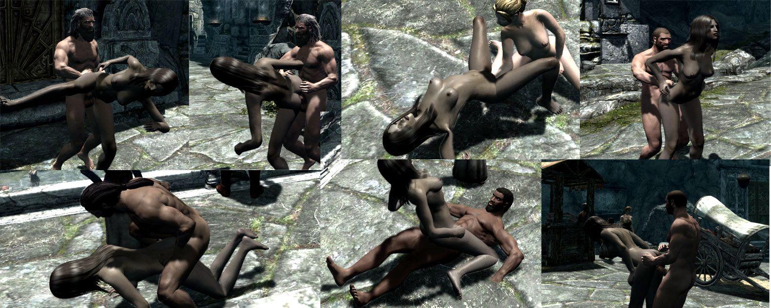 Секс анимации игры 31 фотография