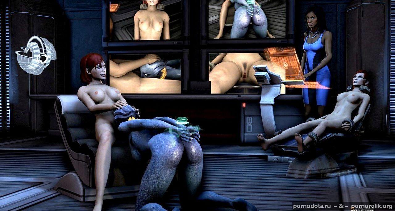 Порно с лиарой