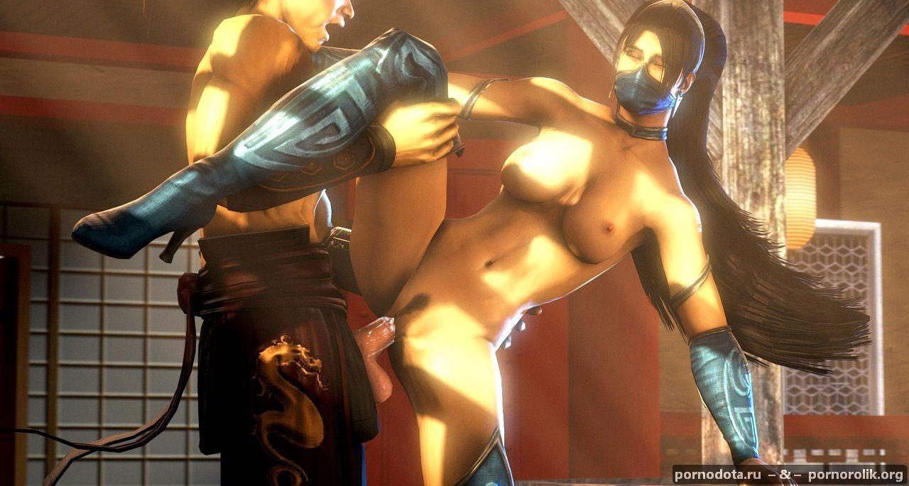 Kitana nude mortal xxx videos