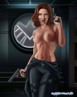 18 Скарлетт Йоханссон Scarlett Johansson 12 Faked