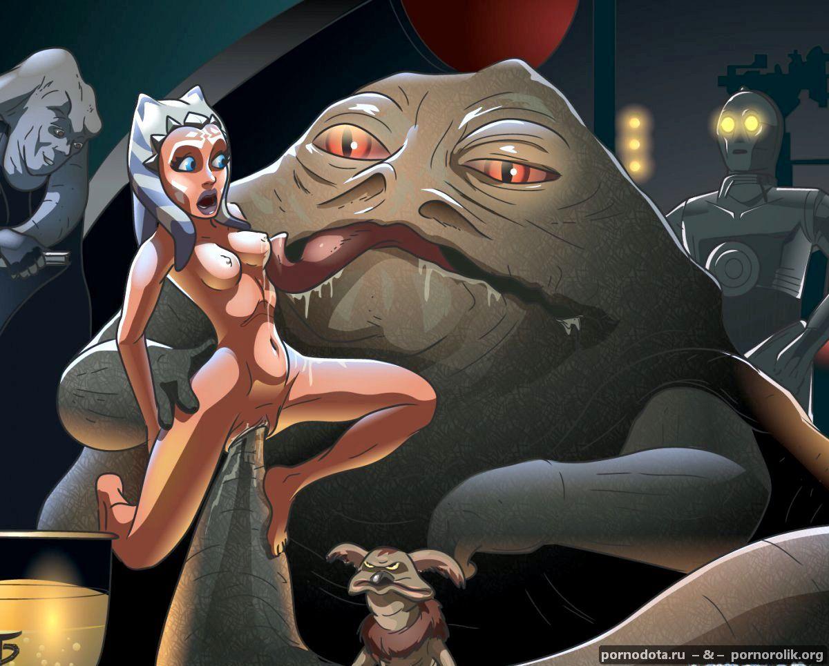 секс фото из звездных войн