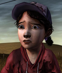The walking dead clementine porn