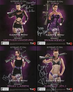 Saints row iv голая шанди